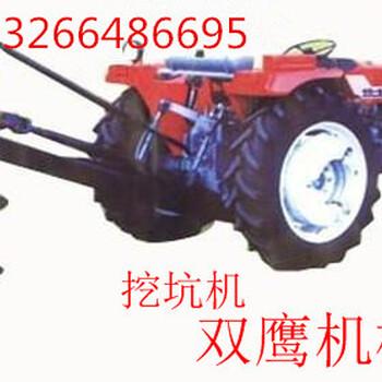 宁夏中卫电线杆挖坑机电线杆挖坑机价格