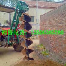 江苏南京新款挖坑机大功率挖坑机厂家直销