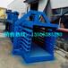 浙江杭州60噸廢紙液壓打包機雙缸廢紙打包機