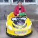 廣場上小孩開的發光電動游玩車鼠年新款廠家直銷