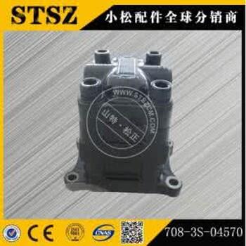 小松56-7挖掘机液压泵的先导泵齿轮泵降降降