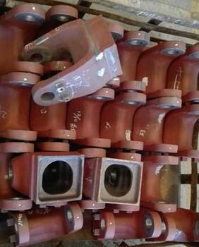 现货供应小松PC56-7全新原厂大臂前叉子现货供应