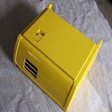 现货供应小松PC300-8原厂电瓶箱总成进口品质图片