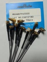 三代射频线MXHQ87WJ3000村田RF射频测试线图片