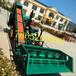 安徽淮南全自动玉米脱粒机拖拉机带玉米脱粒机厂