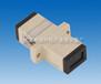 恒贝厂家现货供应SC/PC光纤法兰,光纤耦合器,光纤适配器,光纤连接器