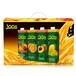 进口饮料泰国果汁Joos/杰事综合口味果汁礼盒(4盒装)1L泰国