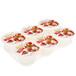 休闲零食品果冻布丁素玛哥牌荔枝味果冻(含椰果)110g马来西亚