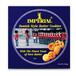 进口零食品曲奇礼盒帝皇牌丹麦牛油曲奇(大篮罐礼盒)500g泰国