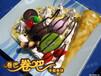 街头最火小吃加盟卷巴卷吧手握卷饼外带各种传统小吃加盟