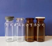 优质管制玻璃瓶批发—超成玻璃制品