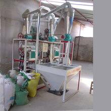 德州面粉机粮食加工机械设备小型面粉加工设备价格山东面粉机厂家