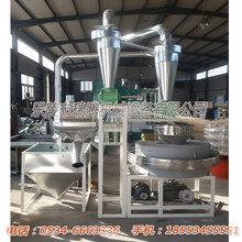 石磨面粉机械成套设备小型石磨制面机价格全自动石磨面粉机生产厂家