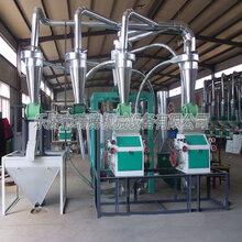 山东磨面机小型面粉机的价格磨面粉机械的报价全自动面粉机厂家销售