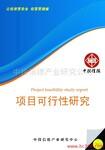 溶解乙炔气项目立项申请可行性研究报告