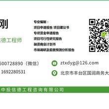 青海省年产3万台新能源专用汽车项目备案申请可行性研究报告案例