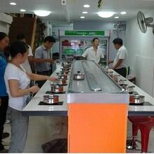 武汉市金熙旺自助回转火锅设备回转自助火锅设备