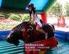 供应天津河西嘉信小型游乐设备疯狂斗牛机厂家直销