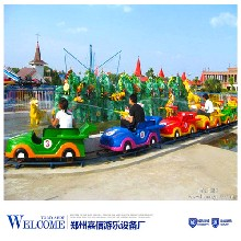 水陆战车新款儿童游乐设备水上游乐项目郑州嘉信