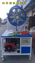 哈尔滨60米全自动除尘雾炮机
