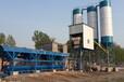 长期批量供应泽宇重工优质混凝土搅拌站HZS50站四斗累加配料带两台100吨仓