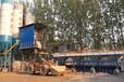 济南平阴地区供应泽宇重工混凝土搅拌站HZS50