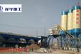 聊城混凝土搅拌站厂家山东泽宇重工供应城镇化专用HZS50站简易型