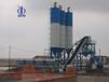 阳谷混凝土搅拌楼厂家供应泽宇重工简易型HLS60楼