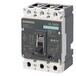 西门子3VL系列3VL160X规格塑壳断路器3VL1705-1DA33-0AA0