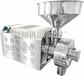 益翔860五谷杂粮磨粉机大功率3千瓦超细米面研磨机器不锈钢商用磨粉机