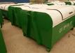 爆款銷小區社區環衛學校專用勾臂箱可攜式勾臂垃圾箱收集箱