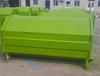 廠家直銷新款5立方不銹鋼環衛垃圾桶大型可卸式勾臂垃圾箱大容量室外收集箱