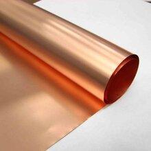 广东佛沪经销黄铜箔、紫铜箔和磷青铜箔哪个性价比高?图片