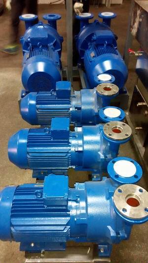 供应2BV5121-OKC280M3/h水环式真空泵机组(7.5KW水环真空泵)