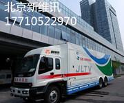 新维讯直播转播车HDOBV分体式转播车电视转播车建设图片