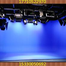 虚拟演播室灯光系统方案