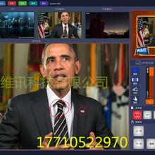 新维讯校园电视台微课室系统建设