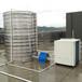 江蘇淮安盱眙5噸10噸圓柱體保溫水箱空氣能熱水器專用不銹鋼水箱訂做