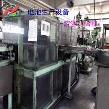 广东设备厂制造全套电池生产设备电池排列机胶塞组合机
