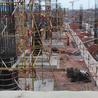 眉山圆柱模板,圆模板加工定制,木制圆柱模板在奥体中心应用