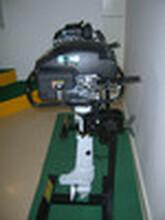 供应华盛牌4冲程4马力/6马力风冷船外机马达船用推进器