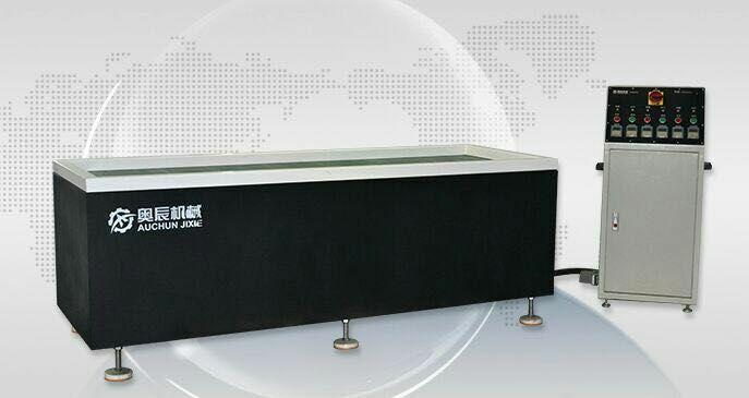 全自动超长高能磁磨抛设备N9530磁力研磨抛光机