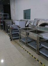 深圳连锁餐饮川湘菜厨房设备定制定做现场测量设计环保通风油烟净化工程安装维修图片
