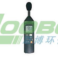 济南总代德国德图testo815声级计测噪音图片
