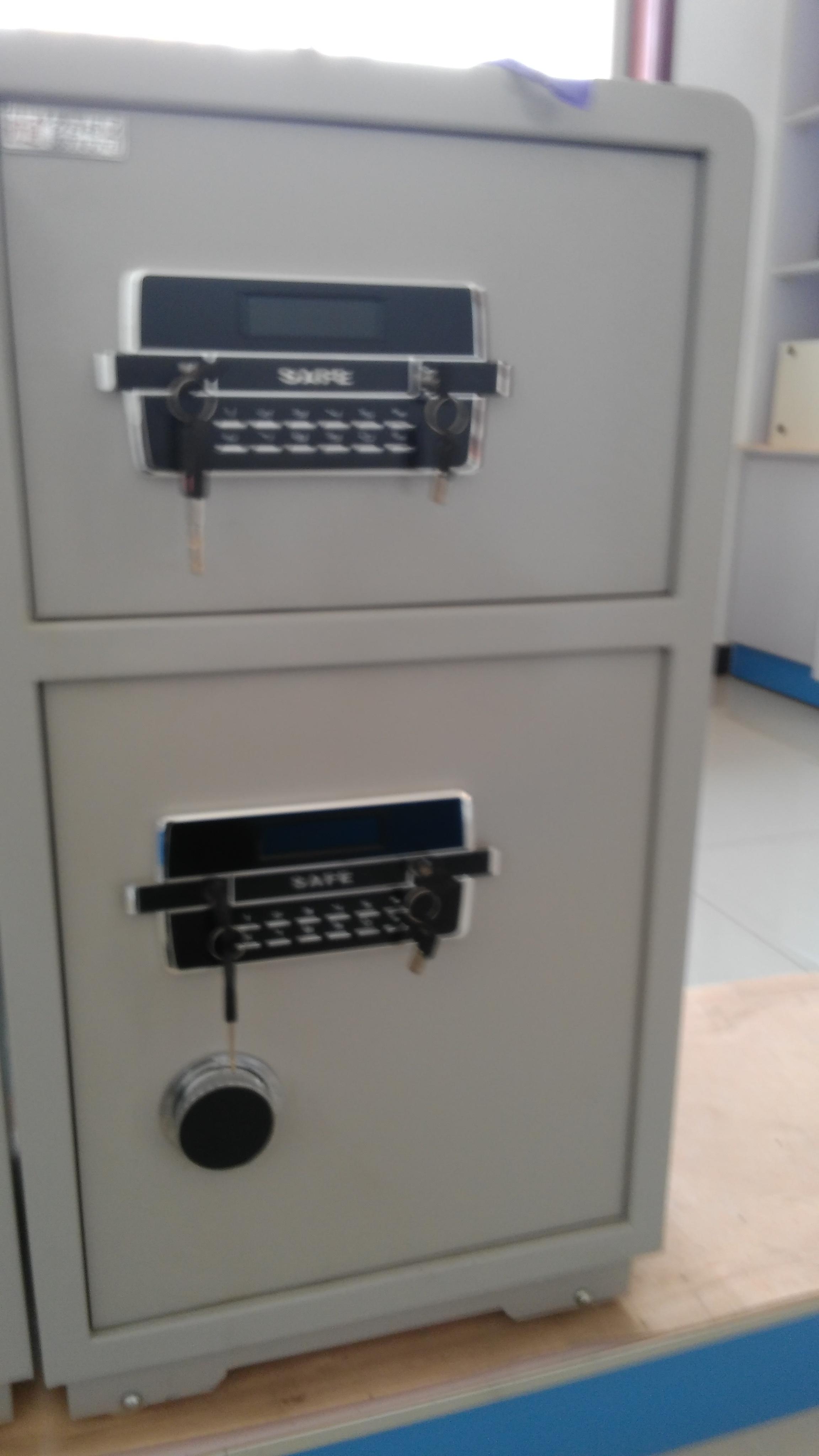 供应河北衡水防火防盗保险柜电子密码保险柜