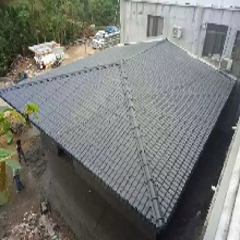 防腐防酸采光瓦,防火防水建筑材料,屋面pvc合成树脂瓦