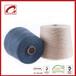 康赛妮15支双股粗支纯羊绒点子纱粒子纱7/9针机织