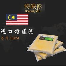 供应D24苏丹王榴莲-马来西亚进口图片