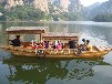 安徽宿州电动木船电动船桨船用电动推进器电动挂机电动船外机客船