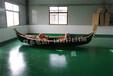 木船厂家直销威尼斯水城贡多拉游船澳门酒店客船景区服务类船